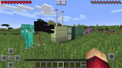 Minecraft Pocket Edition 1.2.0.25
